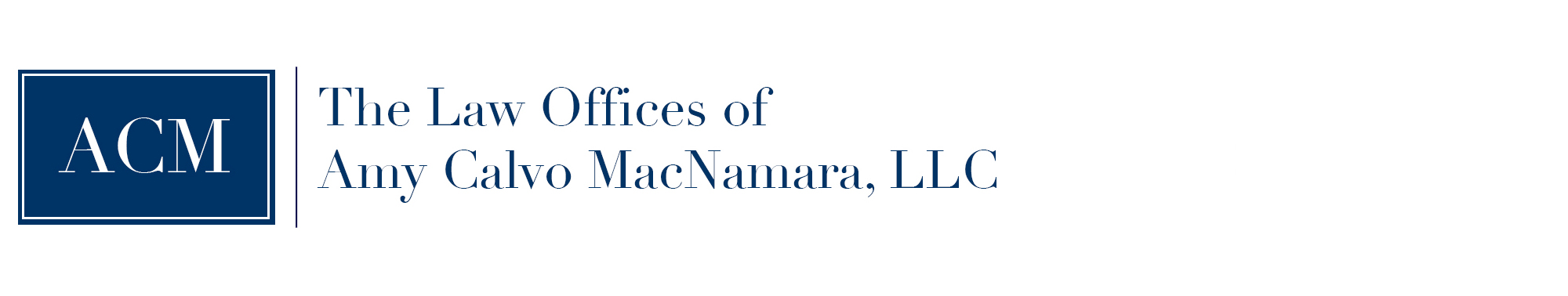 The Law Offices of Amy Calvo MacNamara LLC
